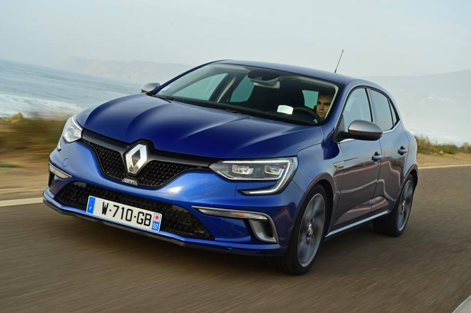 buy The Renault Megane  2017 first class Hatchback at the cheapest price in Egypt