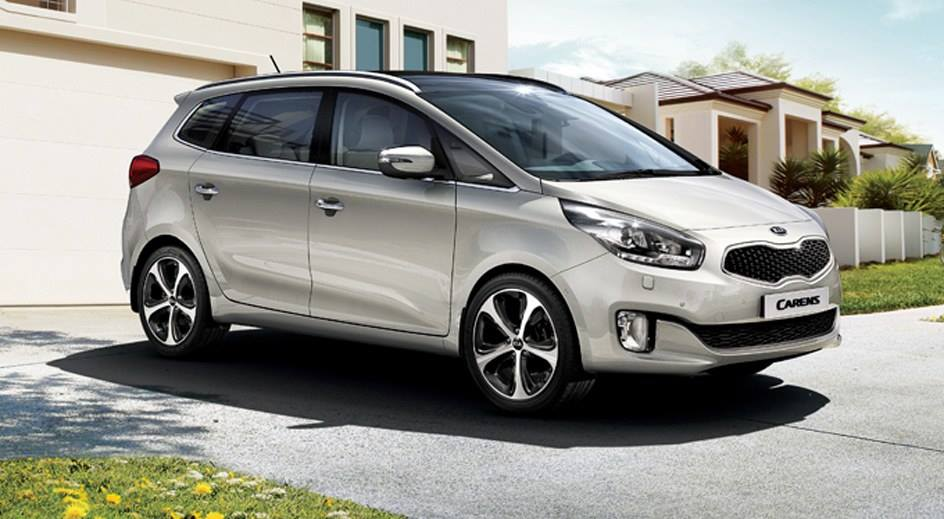 but Kia Carens   2017  at the cheapest price in Egypt