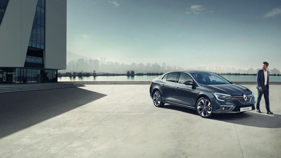 buy The Renault Megane Grand Coupe in 2018 at the lowest price in Egypt