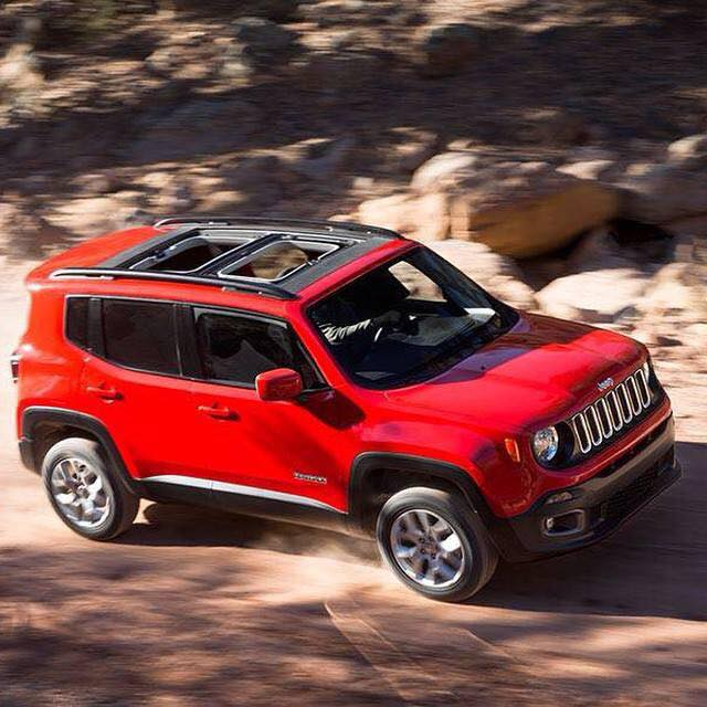 discount on jeep renegade